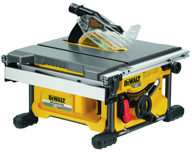 Dewalt Xr Flexvolt The World S First 18 54v Convertible