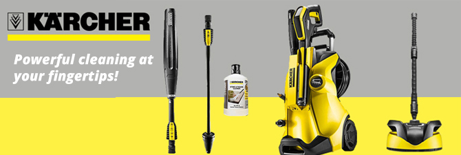 see why we awarded the karcher k4 pressure washer 5 stars ray grahams diy store. Black Bedroom Furniture Sets. Home Design Ideas