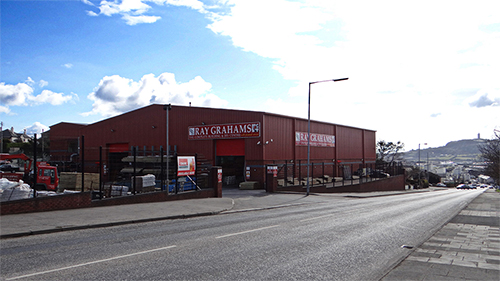 Ray Grahams Newtownards Building Supplies