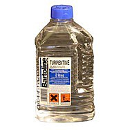 2ltr FlaskTurpentine Substitute (Pack of 8)