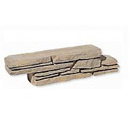 "Bradstone Madoc Walling ""Z"" Block York 585 x 100 x 140mm"