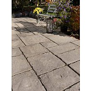 Bradstone Old Town Grey/Green 6M² Pack A
