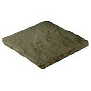 Bradstone Old Town Grey/Green Flag 450 x 450 x 40mm