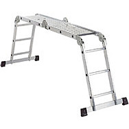 Draper 04685 Expert Multi-purpose Aluminium Ladder To En131