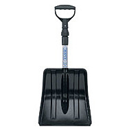 Draper 10626 Lightweight Telescopic Shovel With Aluminium Shaft