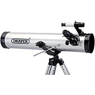 Draper 45801 76mm Reflector Telescope