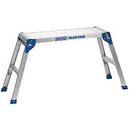 Draper 71398 2 Step Aluminium Working Platform