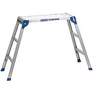 Draper 71399 3 Step Aluminium Working Platform