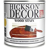 Hickson Decor Wood Stain 1L - Ebony