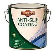 Liberon Anti-Slip Coating 2.5L - Clear Satin