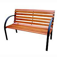 Redwood Leisure Two Seater Garden Bench - FC121