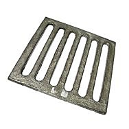 Square Alloy Gully Grid 175 x 175mm