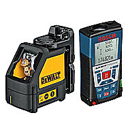 Laser &amp; Measuring Tools