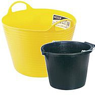 Builders Buckets & Tubs