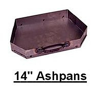 14 Inch Ashpans