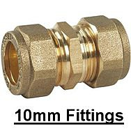 10mm Compression Fittings