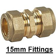 15mm Compression Fittings