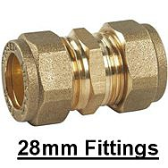 28mm Compression Fittings