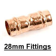 28mm Solder Ring Fittings