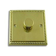 Brass Switches &amp; Sockets