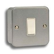 Metal Clad Switches &amp; Sockets