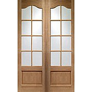 Hardwood and Oak Doors Pairs