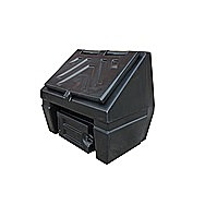 Titan 3 Bag Coal Bunker Black 150 Kilo Capacity BO150