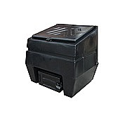 Titan 6 Bag Coal Bunker Black 300 Kilo Capacity BO300
