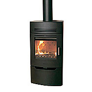 Aduro 3 Wood Burning Stove With Storage Drawer 5 Kilowatt