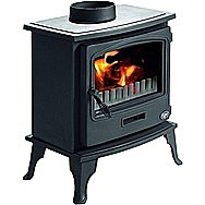 Tiger Plus Multi Fuel Stove 6 Kilowatt Cast Iron Stove