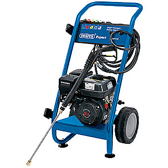 Draper 77593 Petrol Pressure Washer 5.5 HP Petrol Power Washer PPW540