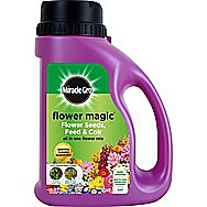 Miracle-Gro Multi Colour Flower Magic 1 Kilo