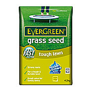 EverGreen Tough Lawn Grass Seed 4.2kg 140m²