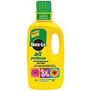 Picture of Miracle-Gro Outdoor Liquid Plant Food Concentrate 1 Litre