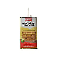 Rentokil Woodworm Treatment Liquid 0.25 Litres