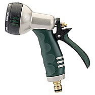 Draper 89323 Expert 7 Pattern Garden Hose Spray Gun