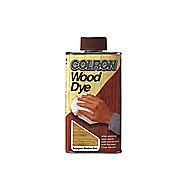 Colron Professional Wood Dye Georgian Medium Oak 0.25 Litres