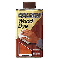 Colron Professional Wood Dye Antique Pine 0.25 Litres