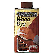 Colron Professional Wood Dye Indian Rosewood 0.25 Litres