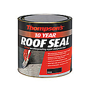 Thompsons 10 Year Roof Sealer And Protector - Black 4 Litres