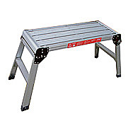 BlackSpur Light Weight Folding Aluminium Platform