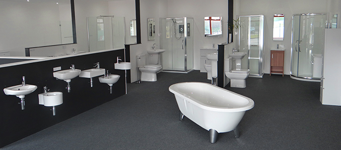 Ray grahams bathroom showroom bangor ards penninsula