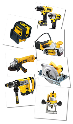 Dewalt power tools Northern Ireland, UK