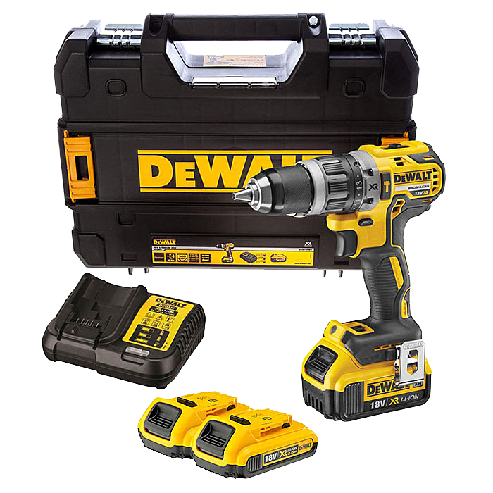 DEWALT DCD796D2 + With Extra 4.0Ah Battery