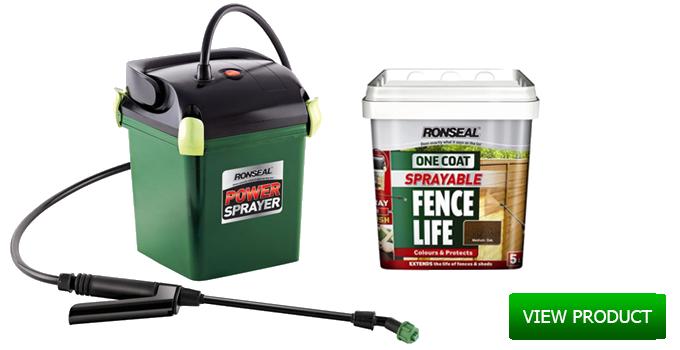 ronseal fence sprayer spare parts. Black Bedroom Furniture Sets. Home Design Ideas